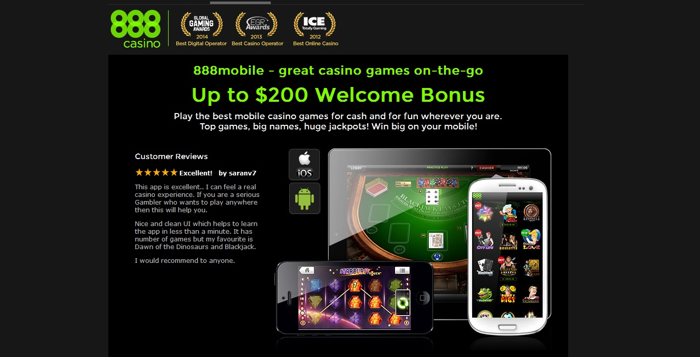 top up casino by mobile