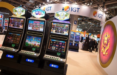 Some of the best slot games offered by IGT.