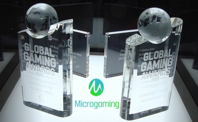 Microgaming possess several awards for excellence