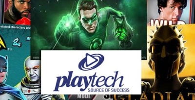 Playtech's most popular casino games are slots